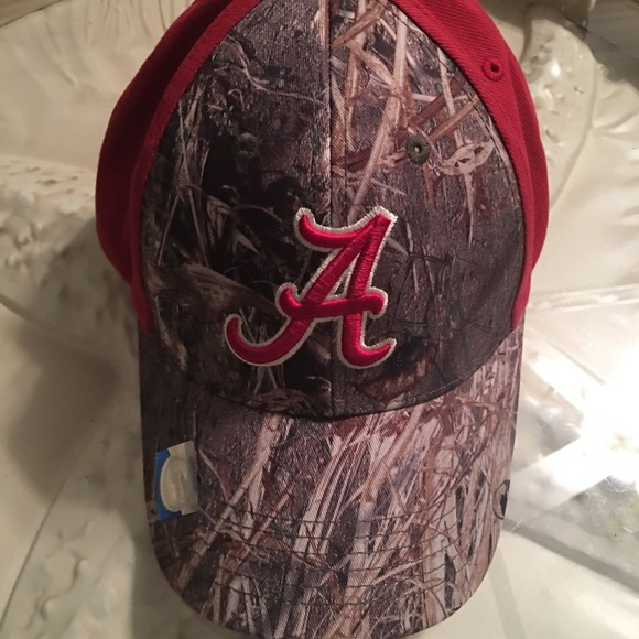 *ALABAMA CAMOUFLAGE Official cap!  Nike! N…